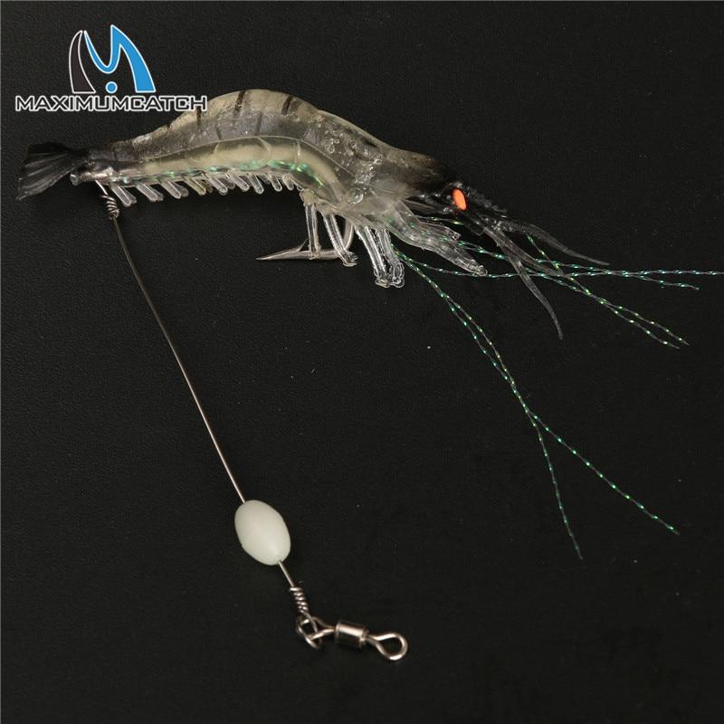 Maximumcatch 6 ədəd 10cm 6g Noctilucent Yumşaq Silikon Simulyasiya - Balıqçılıq - Fotoqrafiya 4
