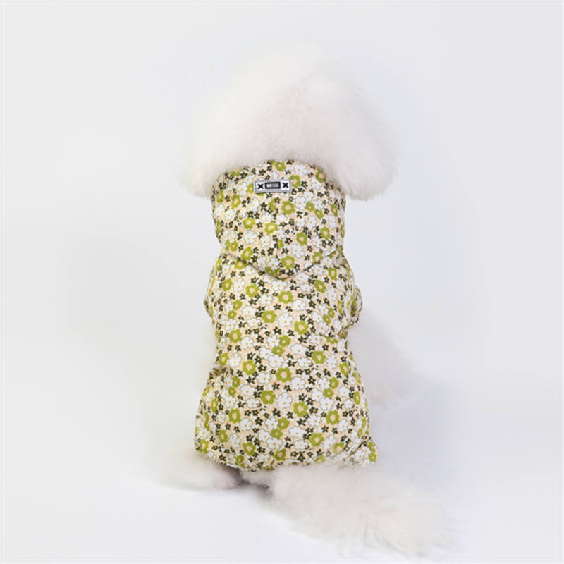 New Four Legged Dog Raincoat Raincoat Spring And Summer Pet Four Leg Raincoat in Dog Coats Jackets from Home Garden