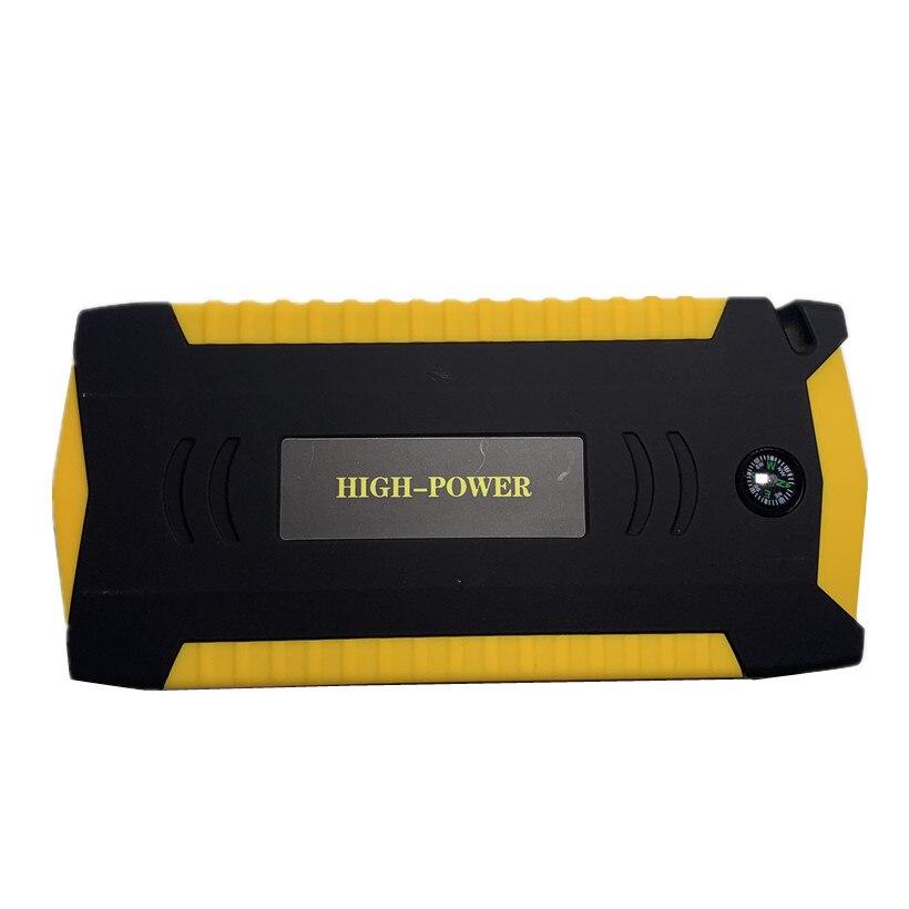 Démarreur de saut de voiture Portable 16000 mah batterie externe 12 V Booster de batterie de voiture de secours pour les cadeaux de fête des pères dispositif de démarrage - 3
