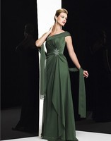 free shipping 2016 NEW FORMAL EVENING GOWNS LONG DRESSES MOTHER OF THE BRIDE GROOM WEDDING ATTIRE