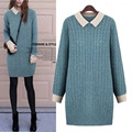 Long Sleeve Knitted Womens Maternity Sweaters Plus Size  Pregnancy Sweater Dresses For Women Maternity Pullovers SYHB12251