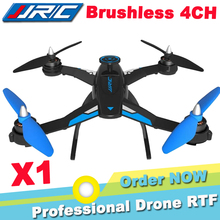 Original JJRC X1 RC Drone With D1806-2280KV Brushless Motor Remote Control Helicopter 2.4G 4CH 6-Axis Quadcopter 400M Distance