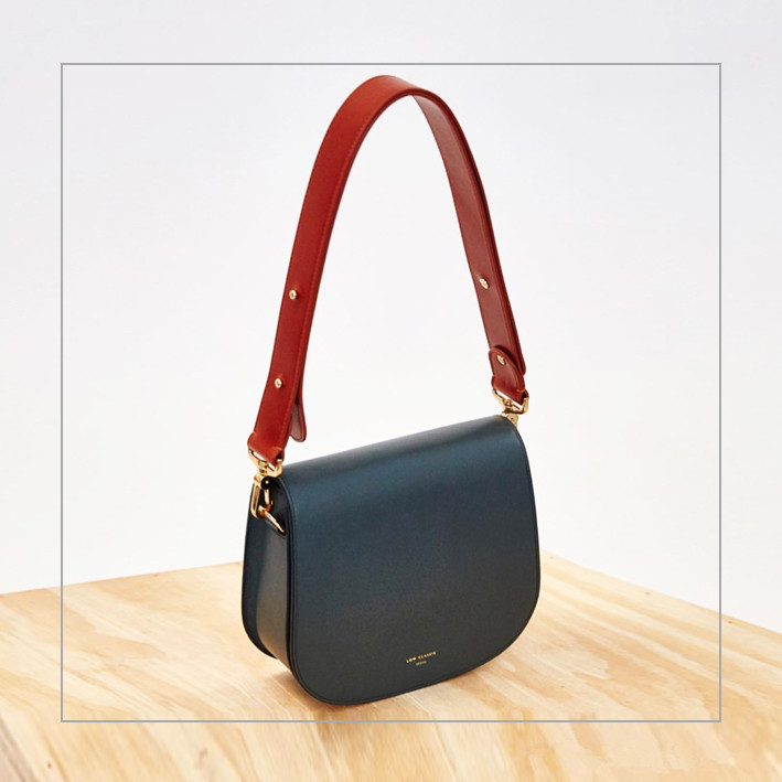 PU Leather Saddle Bags For Women 2018 Square Handbags Women Famous Brands
