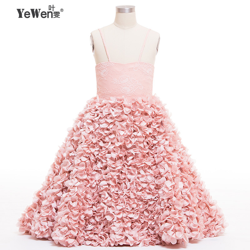floor length   flower     girl     dresses   for weddings 2018 party   dresses   for   girls   kids evening gowns   dresses   for   girls   4-8 10 12 14