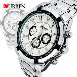 Curren brand fashion men s full stainless steel military casual sport watch waterproof relogio masculino quartz.jpg 250x250