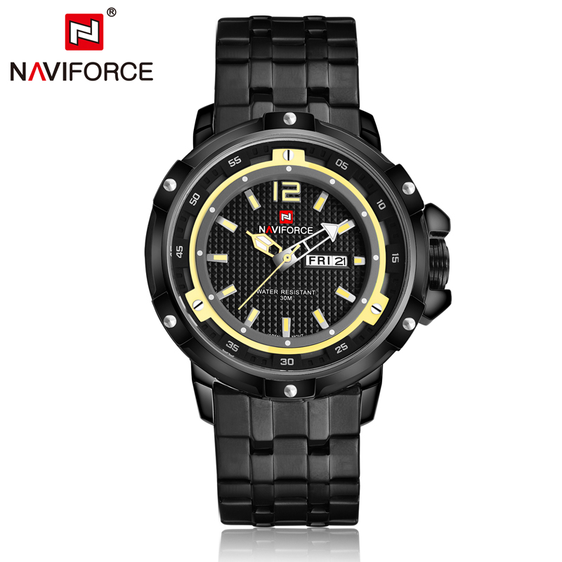 цены  2016 New Men Sport Watches Men's Quartz Watch Relogio Masculino Military Diver Full Steel Luxury Brand Fashion Army Wristwatches