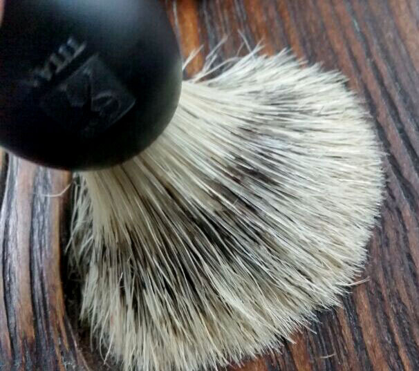 titan razor tools, shving brush with wooden handle ,free shipping shaving tools