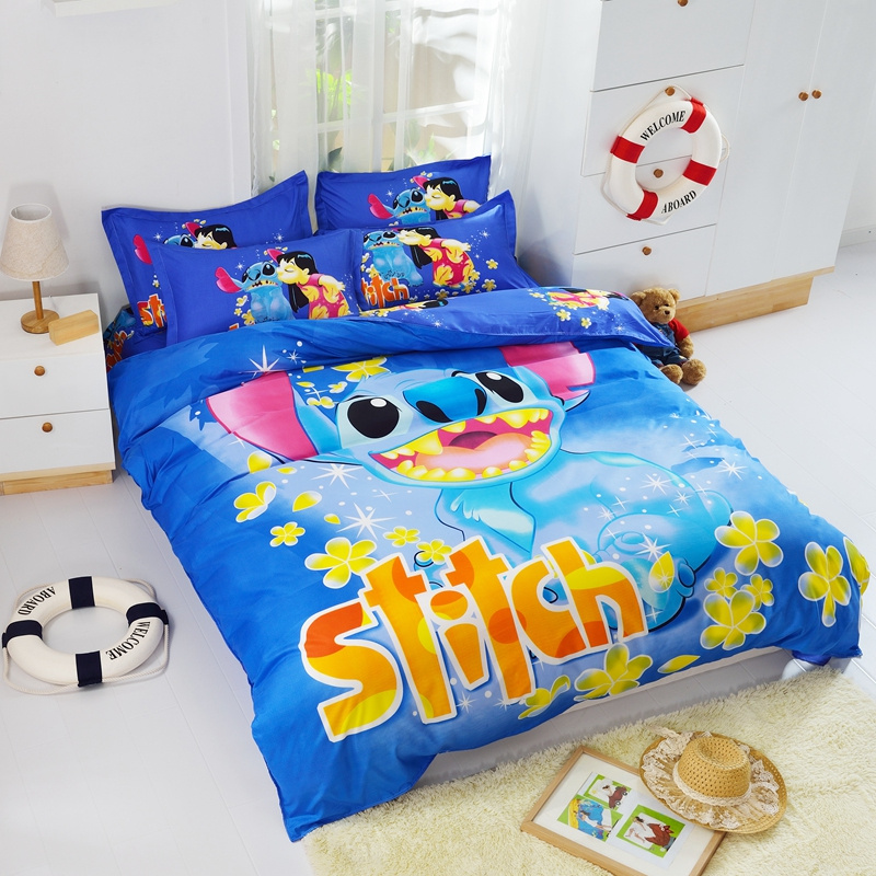 Toredad multikakangelastega voodipesukomplektid