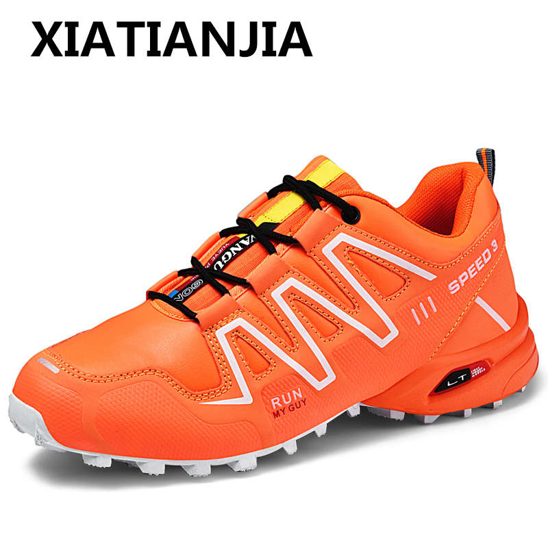 Trainers Shoes Men Sneakers Cross-Border Zapatillas Solomon-Series Outdoor Explosion-Proof