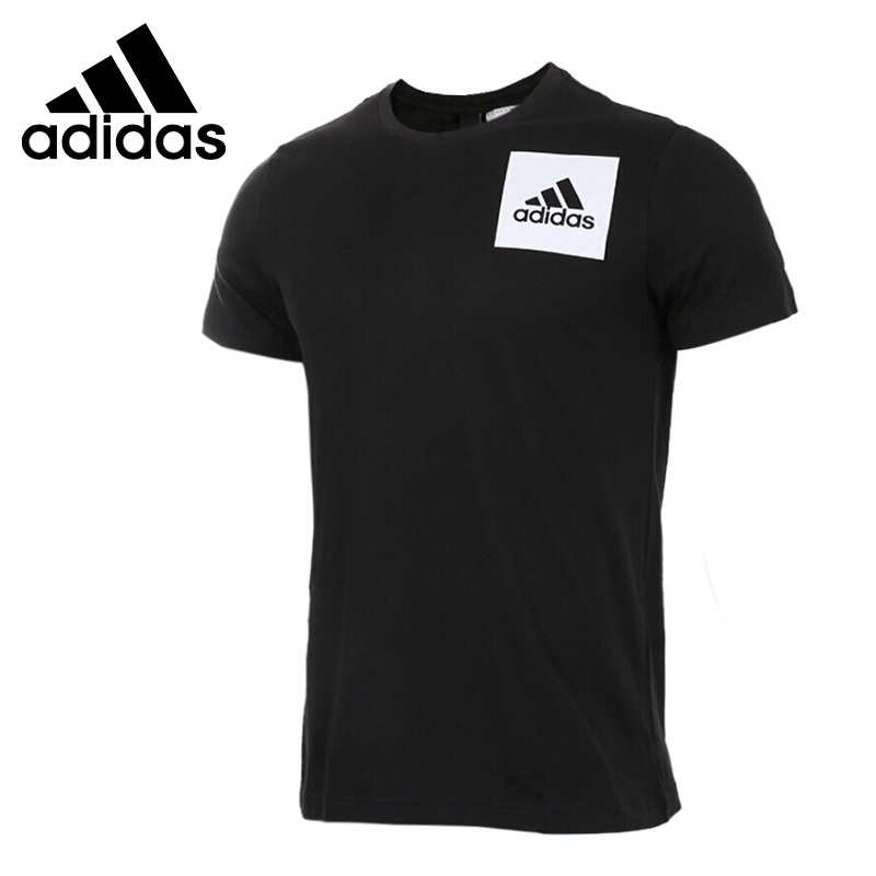 Original New Arrival Adidas THREE STRIPES Men's T-shirts shirt short sleeve Sportswear подушка массажная homedics nms 620h eu