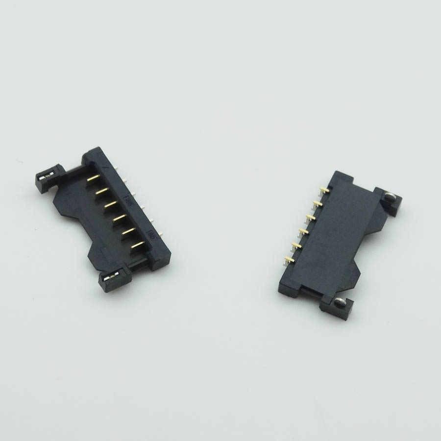 Untuk Samsung Galaxy Tab 3 8.0 T310 / T311 / T315 Inner FPC CONNECTOR Battery Holder Clip Kontak