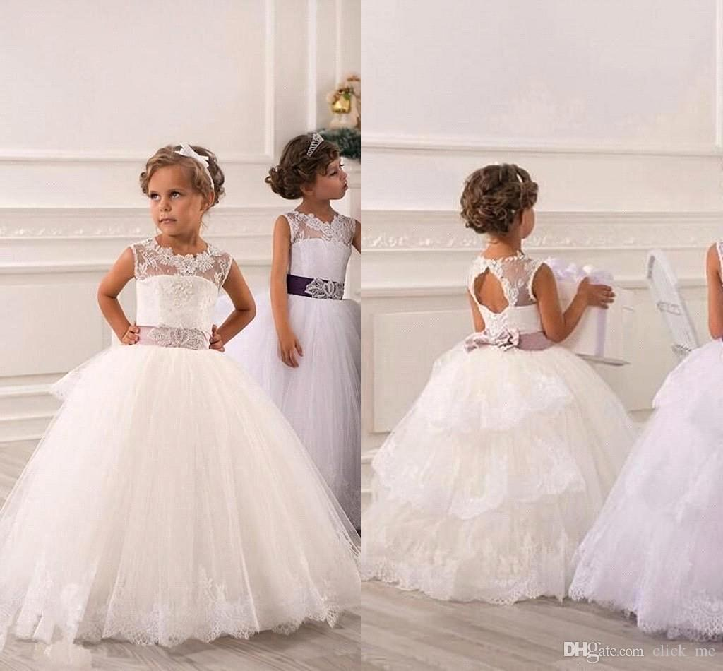 cheap ivory flower girl dresses Dress Yp