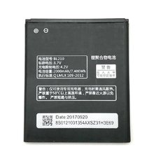 2018 New BL 210 BL210 Battery For Lenovo A536 A606 S820 S820E A750E A770E A658T S650 A656 A766 Mobile Phone replacement(China)