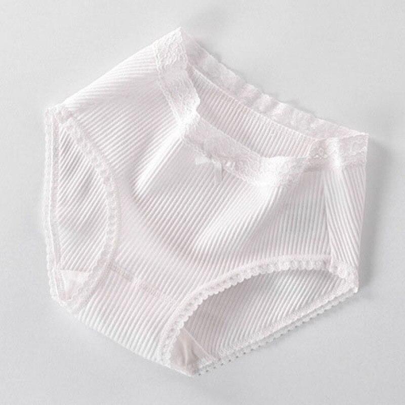 218.99руб. 30% СКИДКА|Женское нижнее белье, хлопковые бесшовные кружевные трусы со средней талией|sexy lace women panties|women panties|lace women panties - AliExpress