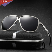 2017  Polarized Sunglasses Men Classic Brand Designer driving Eyewear Pilot sunglass
