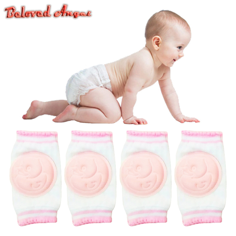 Baby Knee Pads Baby Boys Girls Safety Crawling Elbow Cushion Toddler Knee Pads Protective Gear Safety Crawling Harnesses Leashes
