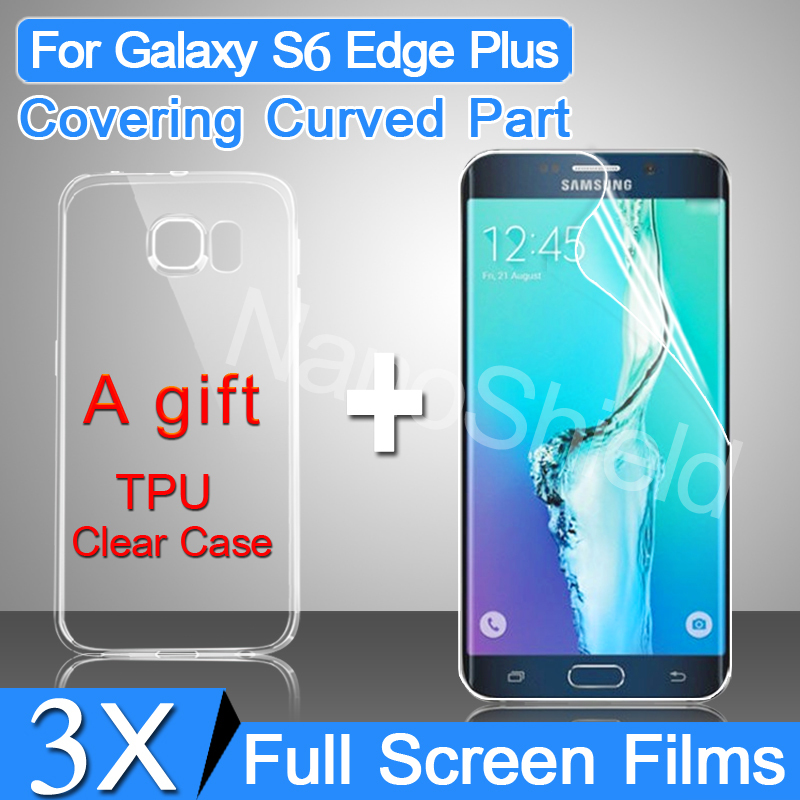 lost family olixar samsung galaxy s6 edge plus curved screen protector The Digit Magazine