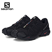 Salomon Speed Cross 4 CS Zapatos de hombre Running shoes Brand Sneakers Male Athletic Sport Shoes SPEEDCROS Low Fencing Shoes