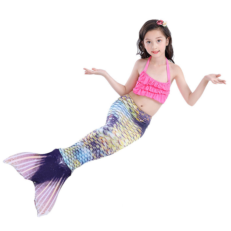 girls mermaidl tail vintage 10