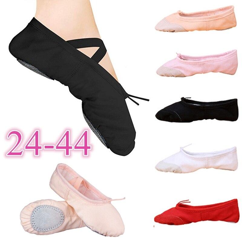 Ballet Training Yoga Gym flat slippers