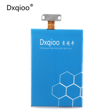 Dxqioo brand  battery BL-T5 for lg Nexus 4 E960 E975 E973 E970 F180 E960 2100mAh batteries