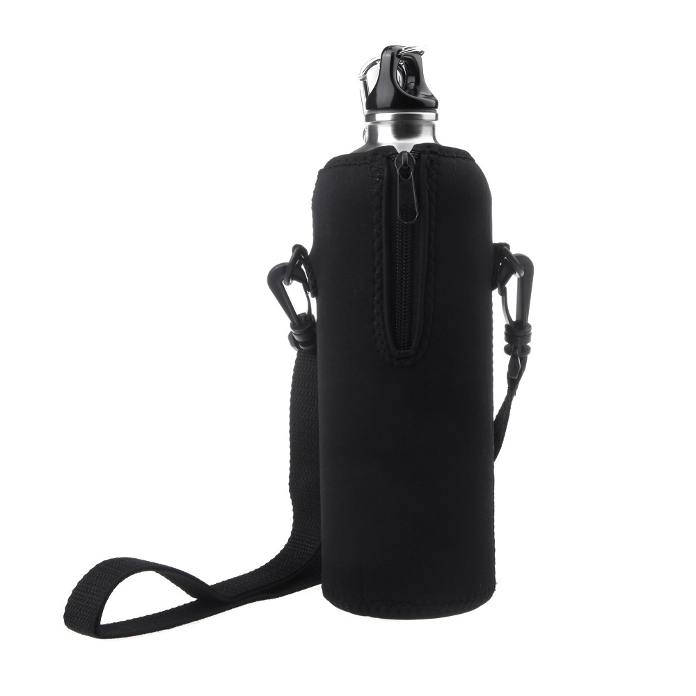 1000ml Water Bottle Carrier Insulated Cover Bag Pouch