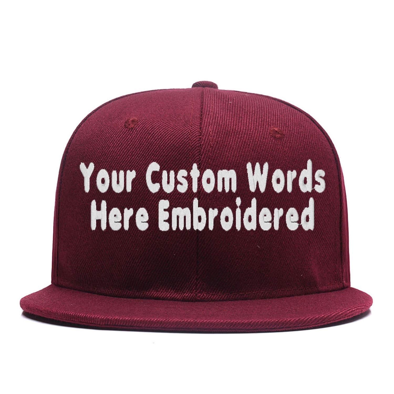 f823486fda3db Hip Hop Snapback Casquette .Custom Flat Bill Dance Plain Baseball Dad Hats