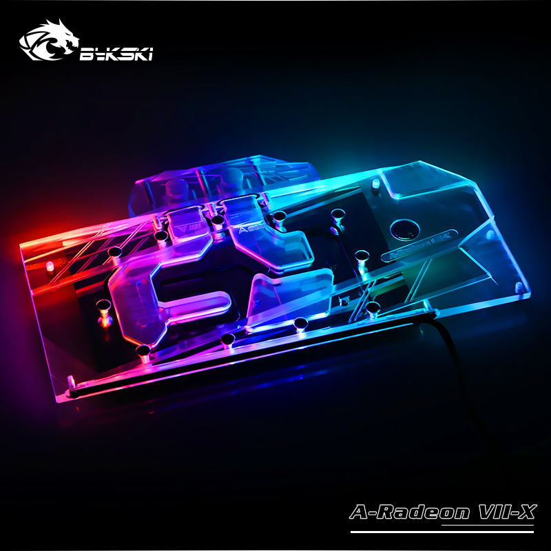 AMD Radeon VII Water Block (8)