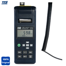 Wholesale prices TES-1362 Periodically Print Out from Pre-Set Time Interval Printing Humidity Temperature Meter Tester