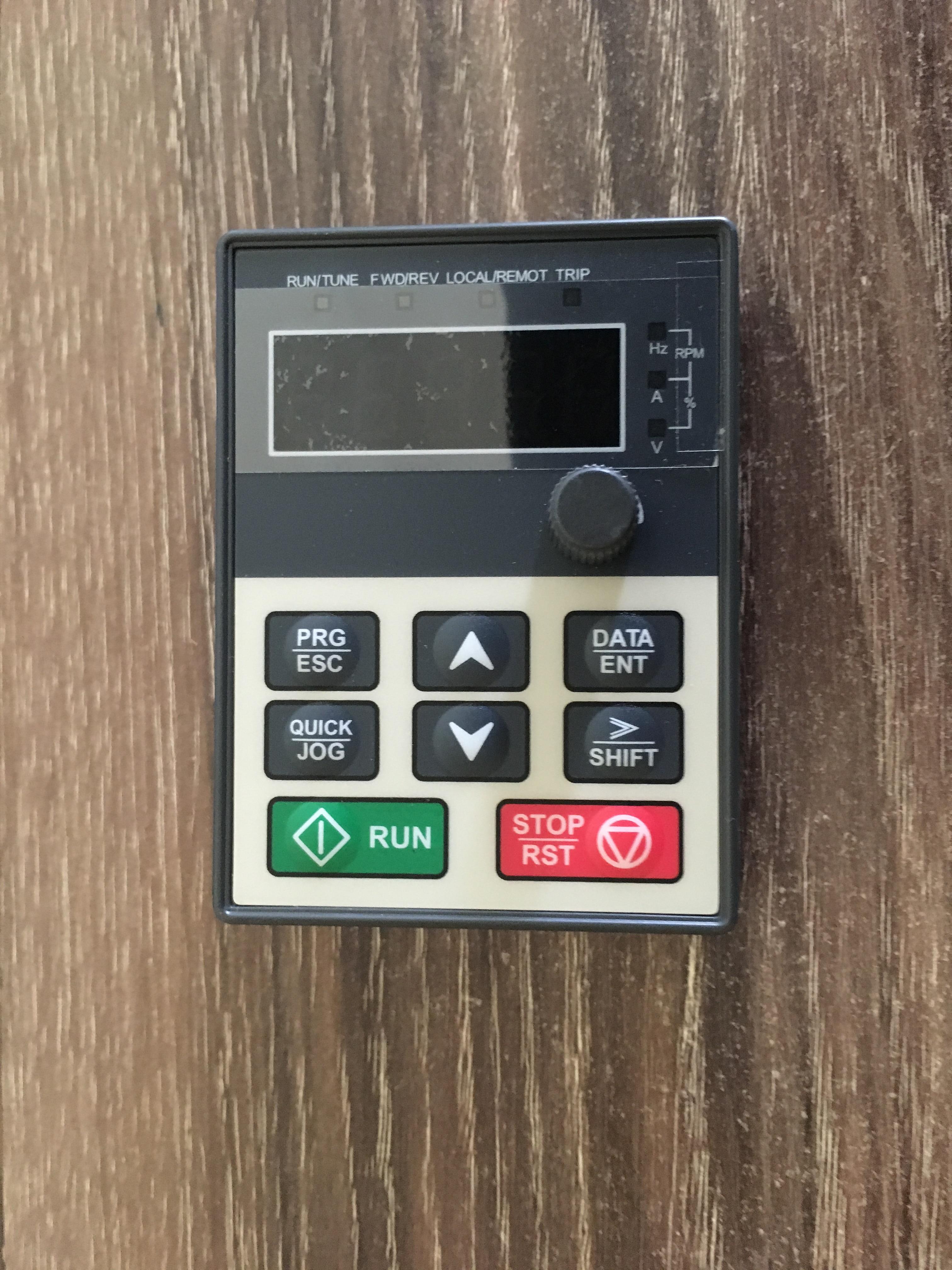 INVT s inverter control debugger panel new original