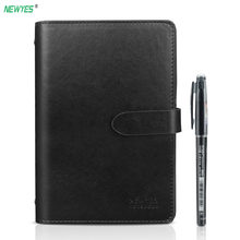 NEWYES Smart Reusable Erasable Notebook A6 Paper Wirebound Notebook Cloud Flash Storage For School Office Supplies AppConnection(China)