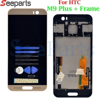 For HTC M9 PLUS LCD Display Touch Screen Digitizer Assembly 5.2 Mobile Phone Replacement Repair Parts For HTC M9+ M9pw LCD
