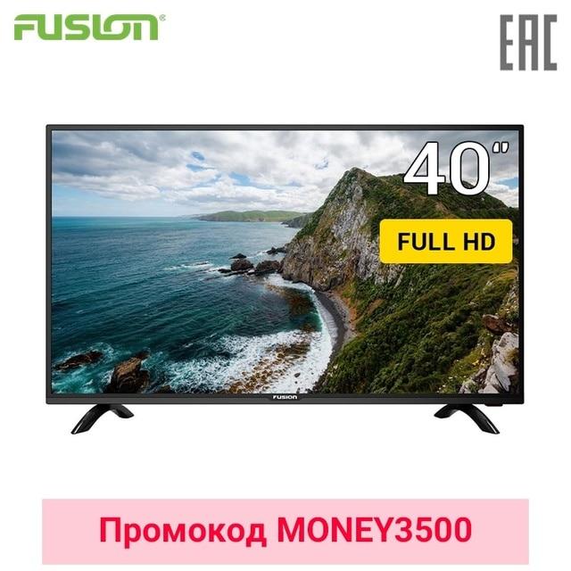 "Телевизор 40"" Fusion FLTV-40C100T FullHD"