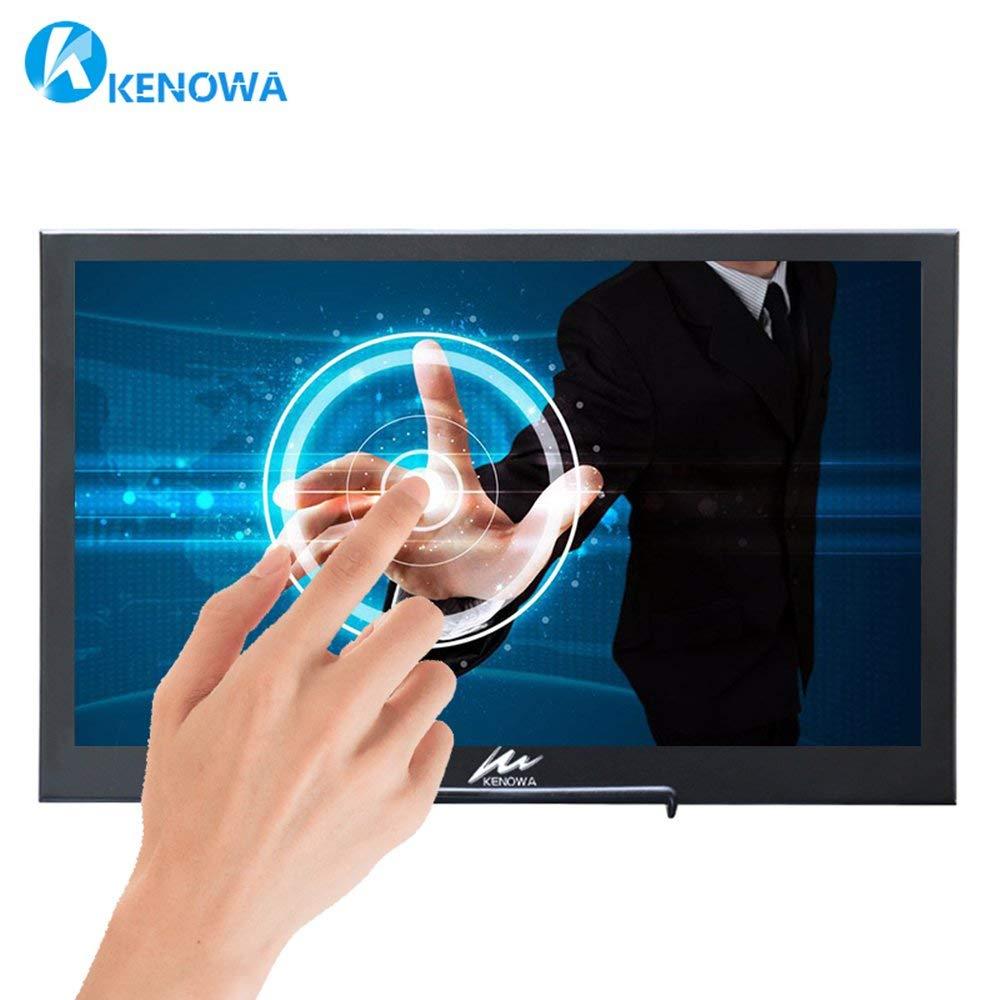 "13,3 ""zoll 1920x1080 Ips Dünne Tragbare Touchscreen Monitor Pc Hdmi Hd 1080 P Computer Lcd Monitor Für Ps3 Ps4 Xbox Raspberry Pi 100% Garantie"