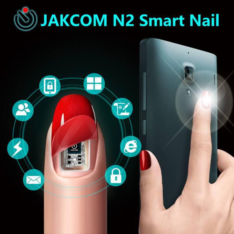JAKCOM N2 Smart Nail Multi-Function Intelligent Accessories Waterproof NFC IC Card Smart Wearable Gadget N2F N2M N2L