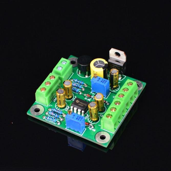 VU метр драйвер платы обновления для TA7318P усилитель мощности усилитель усилителя дБ аудио измеритель уровня