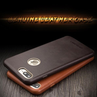 QIALINO Ultra Slim High Quality Case For Iphone 7 Plus Design Flip Phone Cover For Iphone