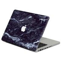 Dark Broken Marble Laptop Decal Sticker Skin For MacBook Air Pro Retina 11 13 15 Vinyl