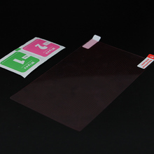10pcs/lot Universal Clear Screen Protector Guard Screen Protective Film for 7 inch mobile phone Tablet GPS MP4 MID free shipping