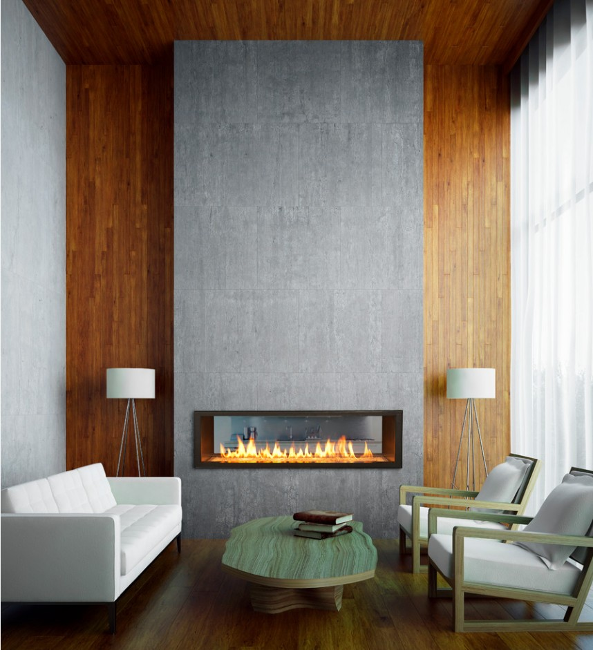 On Sale 60 Inch  Electronic Intelligent Control Kominek Bio Fireplace Burner