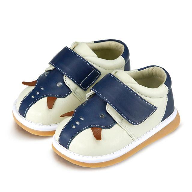 Baby Boy Primeros Caminantes Zapatos de Cuero Para Niños Zapatos Infantiles Del Niño Del Bebé Calzado Infantil Menino Sapato Artículos 503025