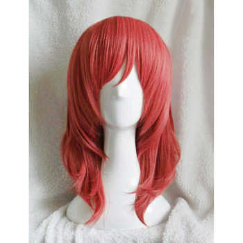 LoveLive! Love Live Maki Nishikino Short Curly Synthetic Heat Resistant Cosplay Costume Wig + Track Code+ Wig Cap +Free Shipping - DISCOUNT ITEM  10% OFF All Category