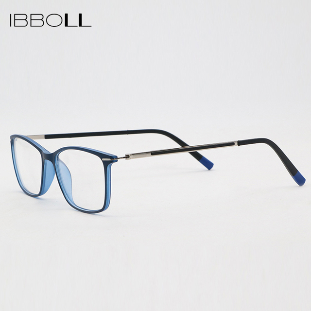 ibboll Fashion Optical Glasses Mens Clear Eye Glasses Frames for Men ...