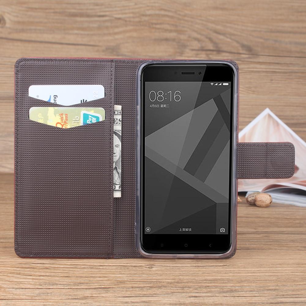Դրամապանակների ոճով կաշվե պատյան Xiaomi - Բջջային հեռախոսի պարագաներ և պահեստամասեր - Լուսանկար 2
