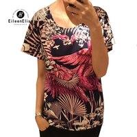 Summer T Shirt Cotton 2018 Women Tops Tee Shirt Femme Fashion Print T shirt Casual Tee