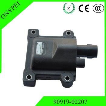 90919-02207 029700-7560 High quality Ignition Coil For Toyota Camry Supra Lexus ES300 GS300 SC300 3.0L V6 90919 02207 9091902207