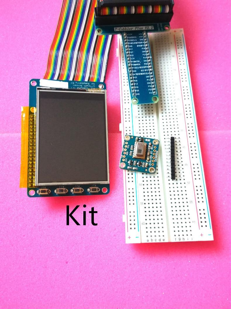 Adafruit AMG8833 IR Thermal Camera 8x8 Thermal Camera Infrared Array Thermal Imaging Single Module Kit