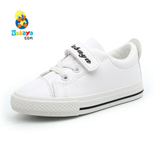 children casual shoes boys shoes white sneakers high quality fall 2017 new spring autumn fashion kids shoes for girl
