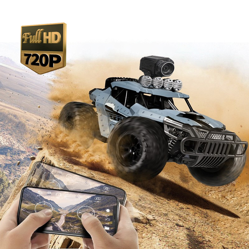 Global Drone RC Off road Remote Control Car 2 4G Electric Carros Climbing Competitive Toy for