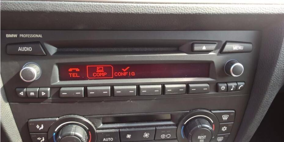 Tragbares Audio & Video Original Neue Radio Professionelle Cd-player FÜr Bmww 6512 9343207-01 E6 Combox Bmwrcd213-22 Mit Usb Bluetooth Mikrofon Linie Mit Den Modernsten GeräTen Und Techniken